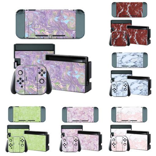 PVC Nintendo Switch Skins