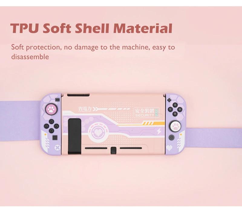 TPU soft shell material